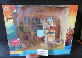 Disney Store Authentic Elena of Avalor castle playset 16 piece Elena Isabelle - $92.43