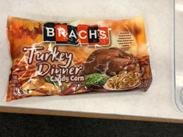 Brachs Turkey Dinner Candy Corn 12oz Limited Edition - $15.83