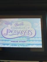 Nintendo Game Boy Advance GBA Barbie and the Magic Of Pegasus image 1