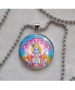 Choose Hindu Deity Hinduism God Goddess Pendant Necklace - $14.00+