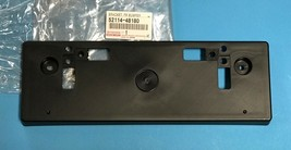 GENUINE RX350 RX450H (2010-2013) FRONT BUMPER LICENSE PLATE BRACKET 5211... - $42.30
