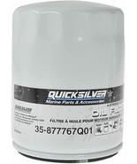 NEW Mercury / Quicksilver 35-877767Q01 Oil Filter - NIB !!! - £3.57 GBP