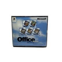 Microsoft Office Professional & Bookshelf Designed for Windows 95  w/CD Key - $14.39