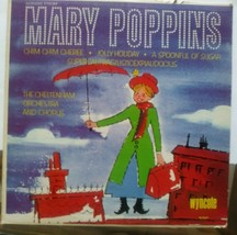 SONGS FROM MARY POPPINS Cheltenham Orchestra/Chorus 33 rpm record WYNCOT... - £2.79 GBP