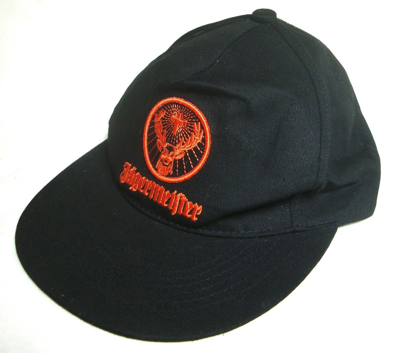 27e54ed79e1 Jägermeister Truckers Cap Black Orange and 50 similar items. S l1600
