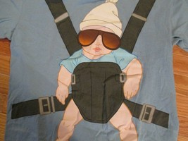 Baby on Board  T Shirt Size L - $2.99