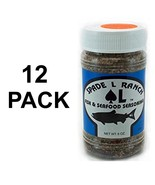 12X Spade L Ranch Fish & Seafood Seasoning make food taste amazing 6 Oz ... - $92.55