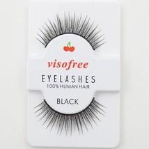 Visofree® #55 Fake Eyelashes Extensions Upper Lashes Natural Soft Hair L... - $3.19