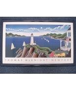 Thomas McKnight Poster Newport Art 1994 41 x 25 overall 02488 - $199.00