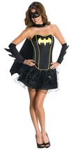 Secret Wishes Women's Batgirl Black Corset Tutu Adult Costume, S, M, L - $52.91+