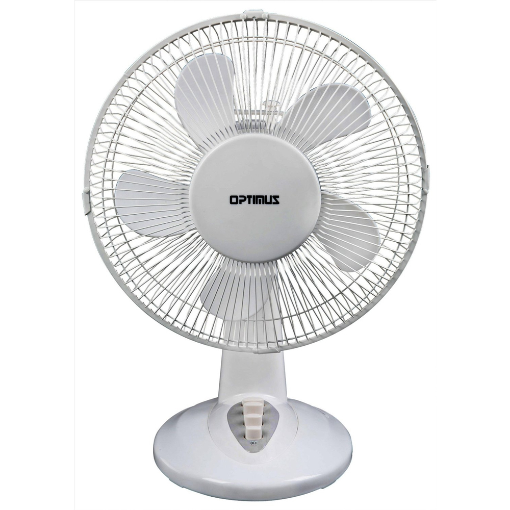 12 Oscillating Table Fan