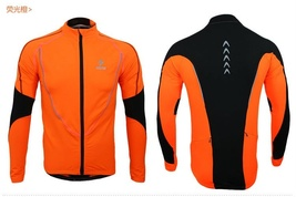 Warm autumn and winter models Cycling Jackets Sports Jerseys Men's Riding Breath image 5
