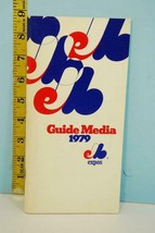 1979 Montreal Expos Baseball Media Guide Roster Schedule - $8.42