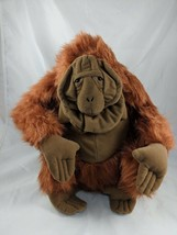 "Disney Jungle Book King Louie Orangutan Ape Plush 14"" Just Play Stuffed ... - $15.38"