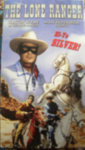 The Lone Ranger Vhs image 1