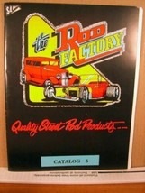 Catalog The Rod Factory Quality Street Rod Products Catalog 5 1989 - $8.99
