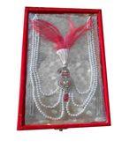 Traditional Groom Hat Kalgi Sikh Dastar Kalangi Wedding Jewelled Turban ... - $59.99