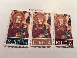 Ireland Christmas mnh 1972   stamps - $1.95