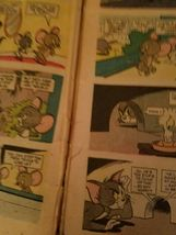 TOM & JERRY  COMIC BOOK image 3