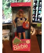 1992 Mattel Target Exclusive Baseball Barbie Doll #4584 NIB - $16.95