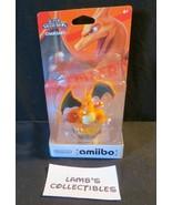 Nintendo Amiibo Charizard Video Game Action Figure Super Smash Bros Coll... - $58.87