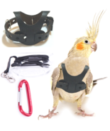 EZ Cockatiel Harness with 6 Foot Leash - $26.50