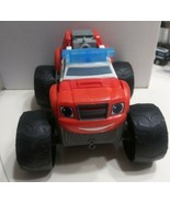 Blaze and the Monster Machines Transforming Fire Truck Light Sound Fishe... - $17.32