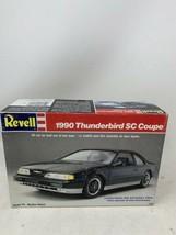 Revell 1990 Ford Thunderbird SC Coupe 1/25 OPEN BOX Model Kit - $29.02