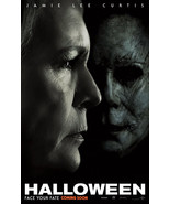 HALLOWEEN Original Movie Poster 27x40 2-Sided Authentic Teaser Version - $63.00