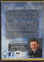 HOLY LAND ROSARY - DVD by Fr Mitch Pacwa S.J. image 2