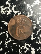 1875 Dinamarca 2 Mineral Lote #X7320 - $5.88