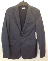 Calvin Klein Men's Infinity Style Jacket,Navy,  Size M, Regular, MSRP $198 - $94.04