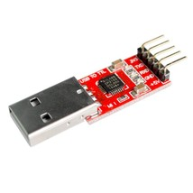 5pcs/lot CP2102 module USB to TTL serial UART STC download cable PL2303 ... - $8.95