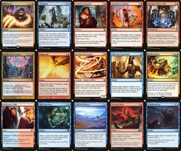Brutal Truth | MTG Magic The Gathering Blue Red 60 Card Intro Deck Lot - $16.99