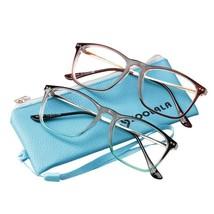 Reading Glasses Large Oversized Women Men Clear Lens Eyewear Reader Squa... - $20.58