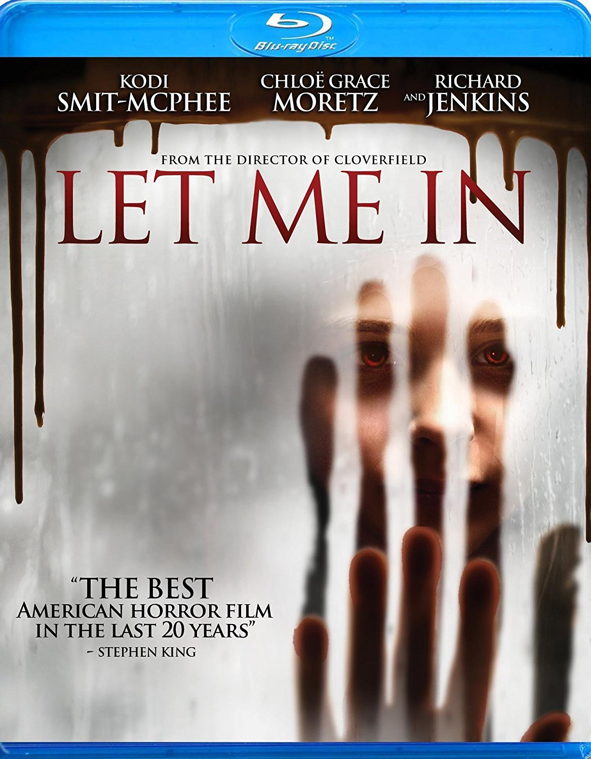 Let Me In (Blu-ray Disc, 2011)