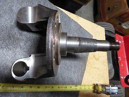 SPICER STANDARD KNUCKLE 061SK102-1X SPINDLE WHEEL image 4