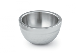 Artisan Insulated, Double-Wall Stainless Steel Serving Bowl, 2.25-Quart ... - $34.16