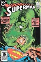 Superman Comic Book #397 DC Comics 1984 NEAR MINT NEW UNREAD - $7.84