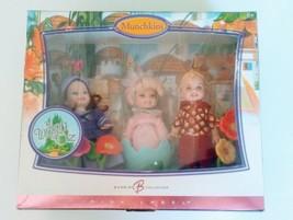 Munchkins 2007 Barbie Doll 3 Figure set New  - $28.49
