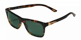 Chopard Men's Sunglasses SCH151S 748P Havana/Grey Green Polarized 54mm - $193.03