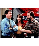 HOME IMPROVEMENT Cast Authentic Autographed Signed Photo w/COA   #9906 - $75.00