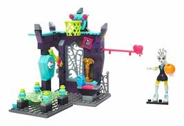 Mega Bloks Monster High Physical Deaducation Frankie Stein Doll - $14.02