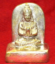 Goddess Parvati In Pure Siddh Parad – 885 gm - $560.00