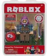 Roblox MeepCity Fisherman Action Figure - FREE SHIPPING!!! - $36.49
