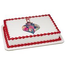 Merry Christmas Ornament Edible Cake Topper Frame - $9.99+