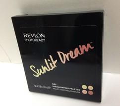 Revlon PhotoReady Sunlit Dream 002 Highlighting Palette - 0.5 oz / 14.4 g - $7.96