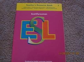 Scottforesman Esl 7: Teacher's Resource Book [Paperback] None - $7.76
