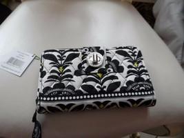 Vera Bradley turnlock wallet in Fanfare pattern - $27.00