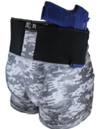 AC UNDERCOVER Concealed Carry Holster Special Edition Lycra Short Boxer 411 SE